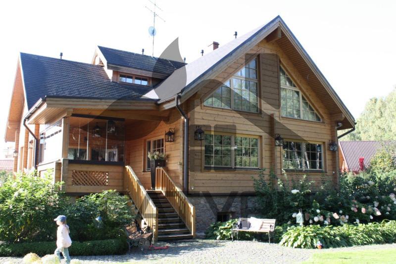 Виды деревянных домов