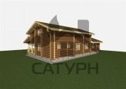 Проект Дом 271 м2 -