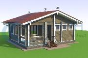 Проект Вятка - Фасады