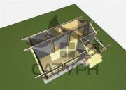 Проект Дом 99 м2 -