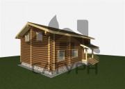 Проект Дом 195 м2 -
