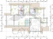 Проект Дом 695 м2 -