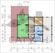 Проект Адмирал - 2 этаж