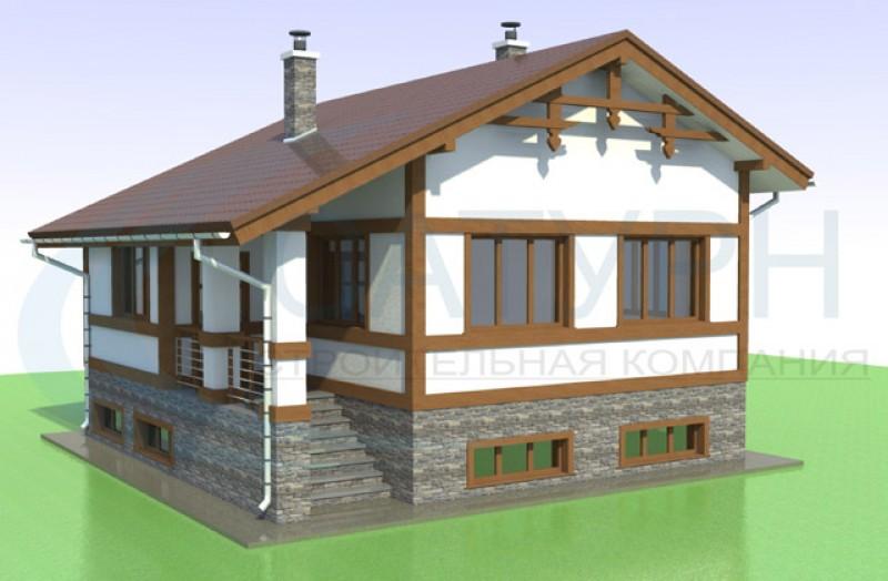 Пенобетон - относительно новый строительный материал, идеально подходящий для возведения частного малоэтажного жилья