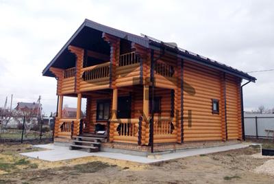 Строительство домов в Крыму под ключ из СИПSIP панелей